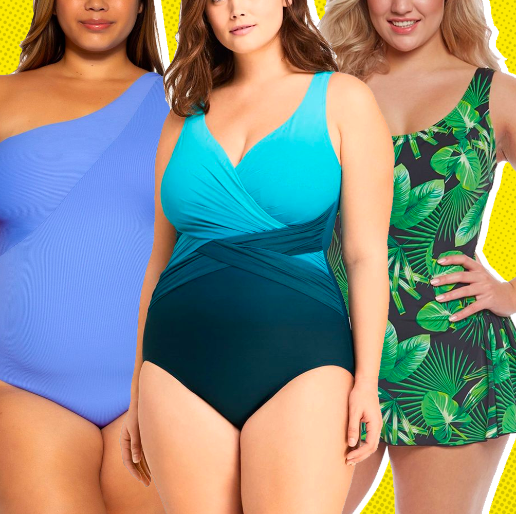 21 Best Plus-Size Bathing Suits 2021 — Plus-Size Swimwear