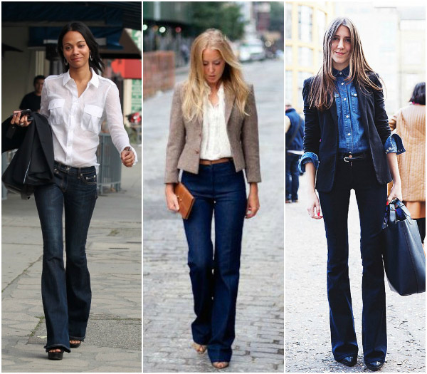 bootcut-jeans-outfits-for-work