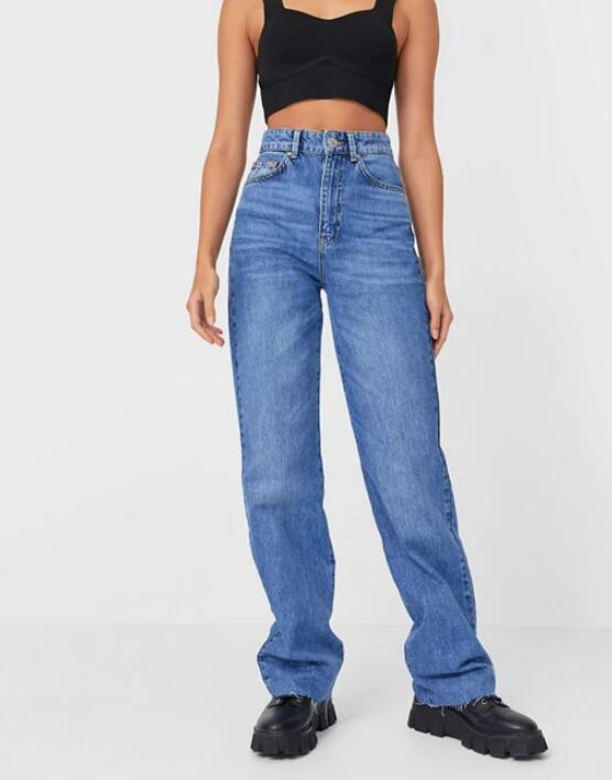 dad jeans for women