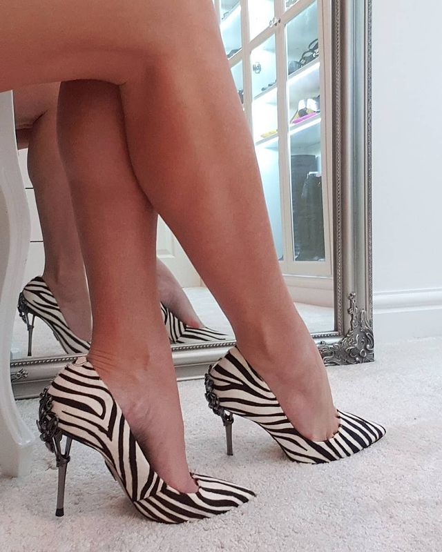 How to Wear Zebra Print Shoes, Sandals, Heels, Sexy Boots All Year Round!