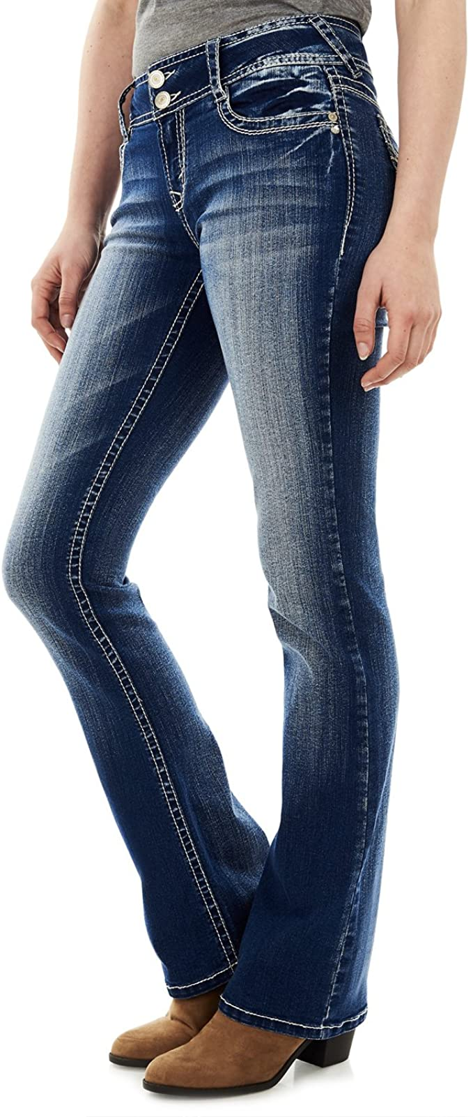 how to style bootcut jeans with trendy new tops fashion colors herstylecode How to Style Bootcut Jeans - Bootcut Jeans Outfit Ideas