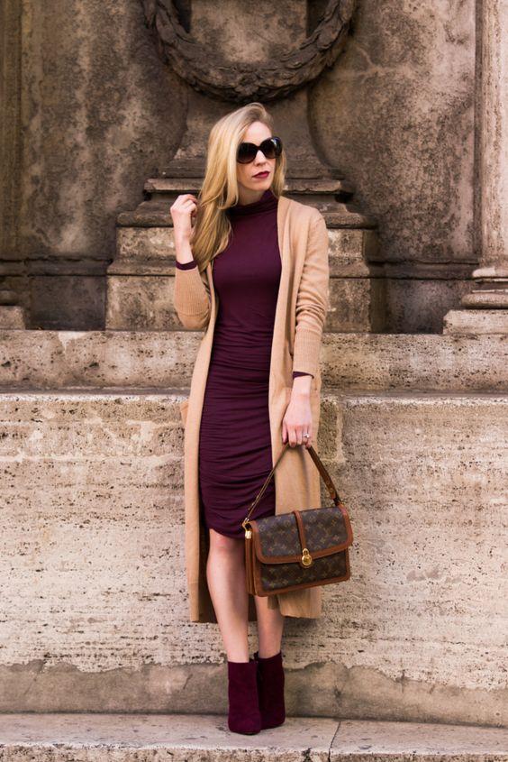 How To Wear A Cardigan To Work: 15 Ideas - Styleoholic