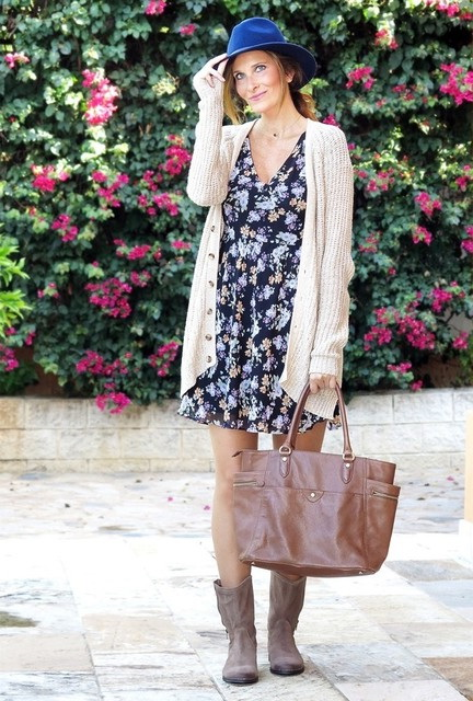 how to style cardigans to create fabulous new fashion combos herstylecode 8 How to Style Cardigans to Create Fabulous New Fashion Combos