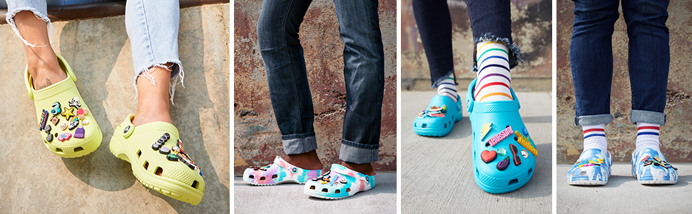 how to wear crocs fashionably in the new cute and dainty sandal styles herstylecode How to Wear Crocs Fashionably in the New Cute and Dainty Sandal Styles
