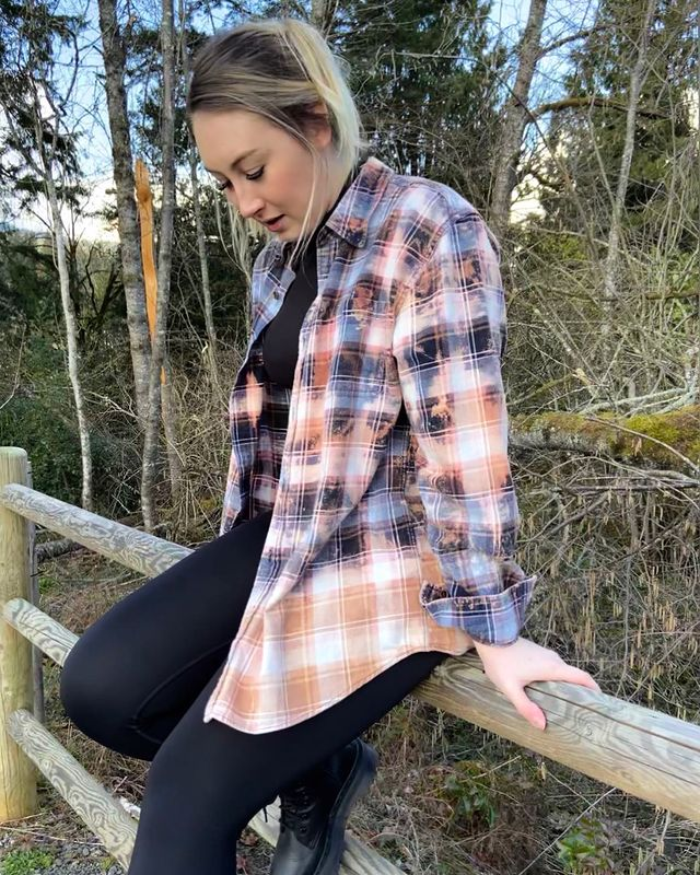 How to Wear Flannel Shirts with Super-fresh Modern Style