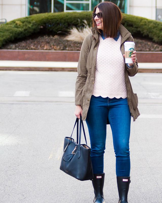 How to Wear Hunter Boots as a Trendsetting Fashion Fan