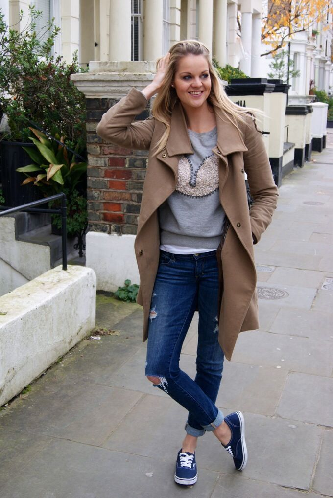 Casual Vans sneakers outfit-->I have vans shoes and I love them so much!!! | Sneakers outfit casual, Casual winter outfits, Winter sneakers outfit