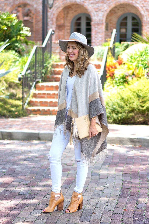 Today's Everyday Fashion: Ponchos > Blankets — J's Everyday Fashion
