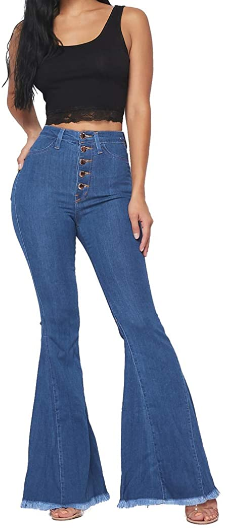how to wear wide leg jeans with trendiest tops footwear herstylecode 7 How to Wear Wide Leg Jeans with Trendiest Tops and Footwear!