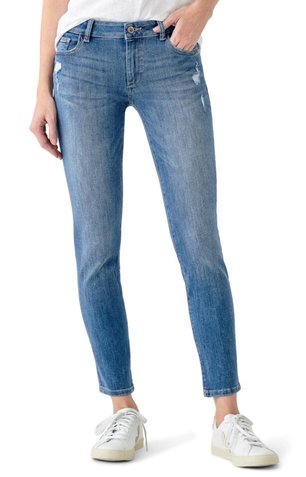 Camila Ankle Skinny Jeans