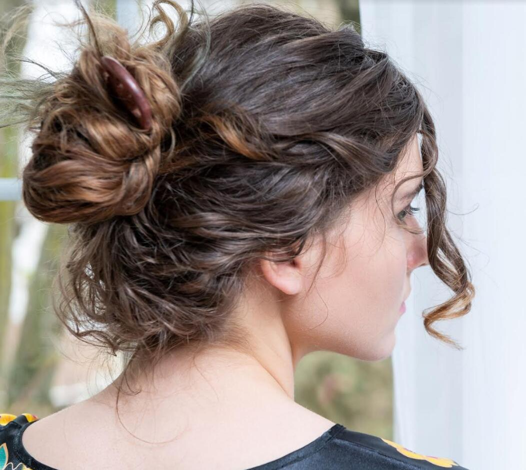 Curly Twist And Braid hairstyle 4 Chic Wavy Curly Hairstyles To Try This Summer