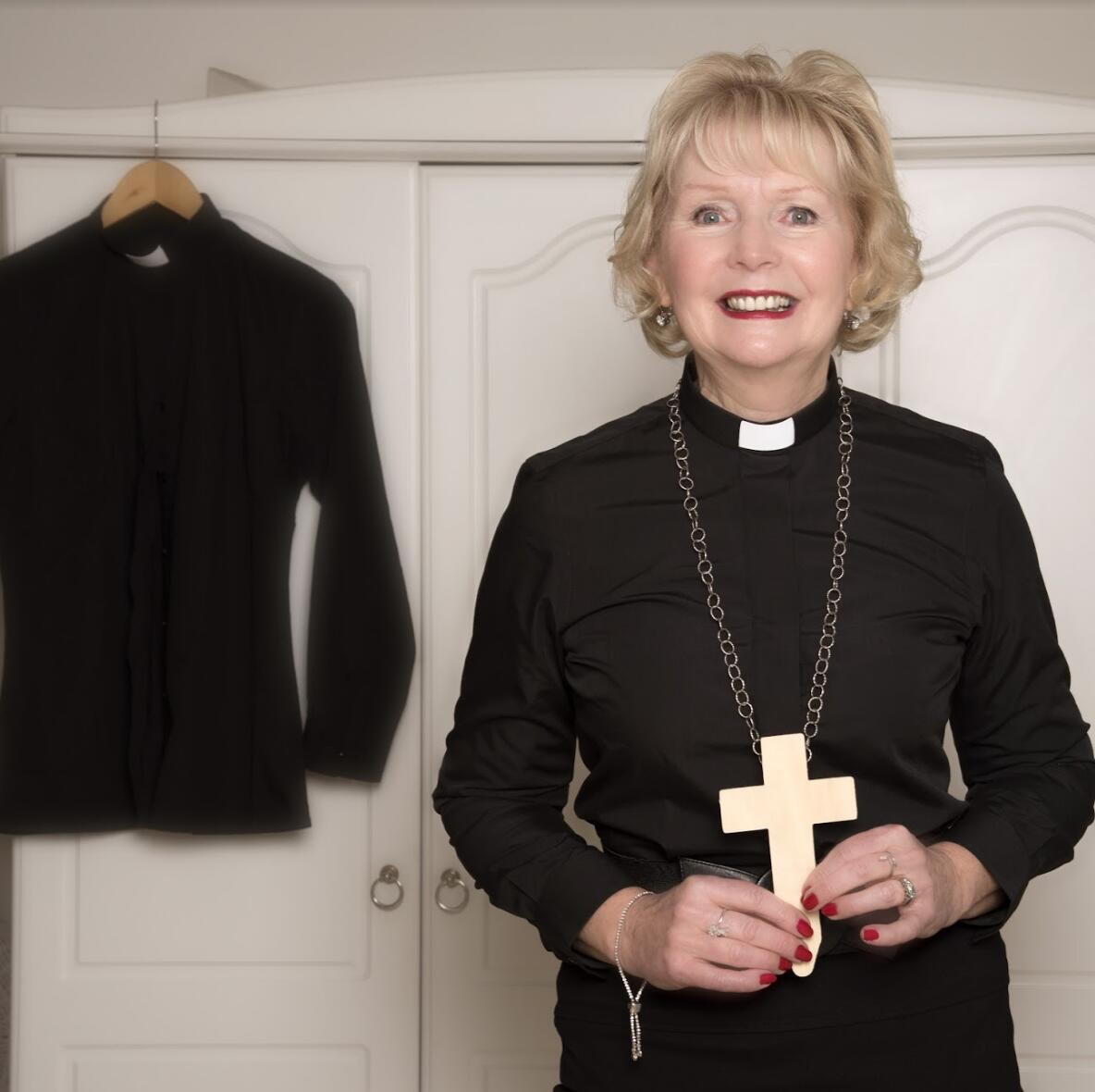 Women's Clergy Attire