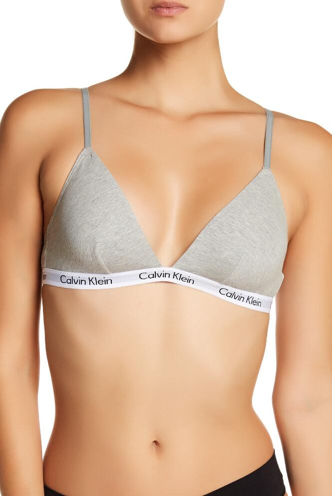 Triangle-cup bralette