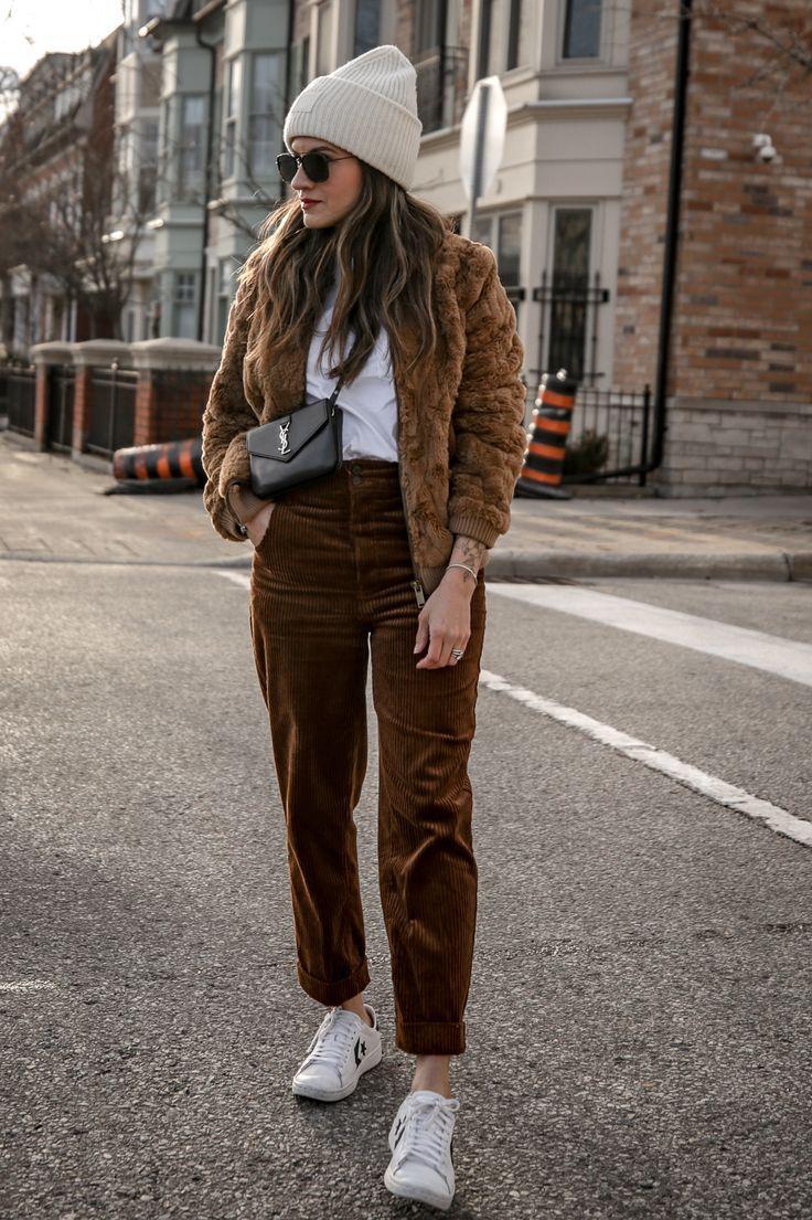 Best Brown pants outfit ideas | brown pants outfit, brown pants, pants outfit