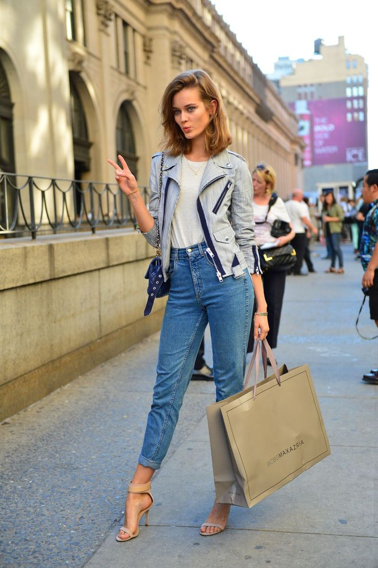 Are HIGH WAISTED JEANS The Best Style Ever? | The Fashion Tag Blog