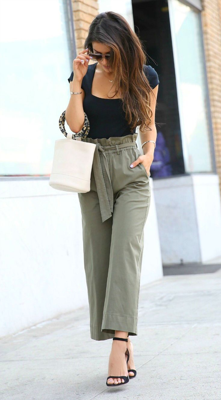 Andee Layne - The Honeybee | Pants women fashion, Trouser outfits, Preppy winter outfits
