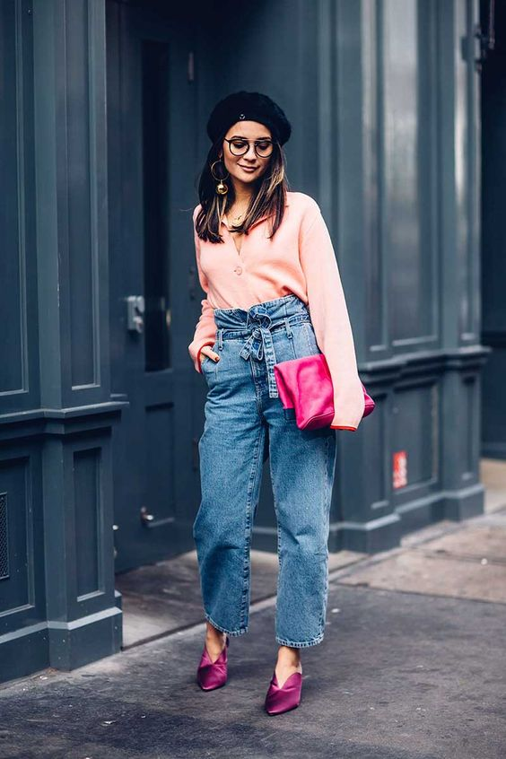 Paper Bag Pants And Jeans Ideas