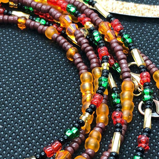 How to Wear Waist Beads for Fashion, Seduction & Fun!