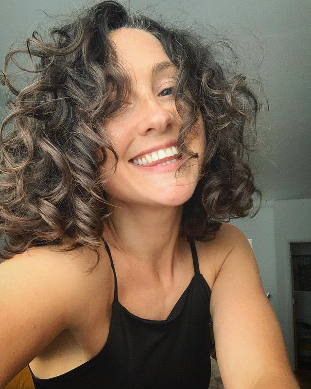 4 Curly Hairstyles To Try This Summer
