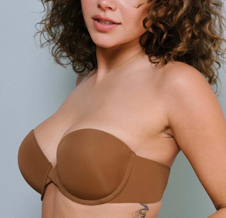 Best Strapless Bra for Small Busts - Harper Wilde - The Flex Bra