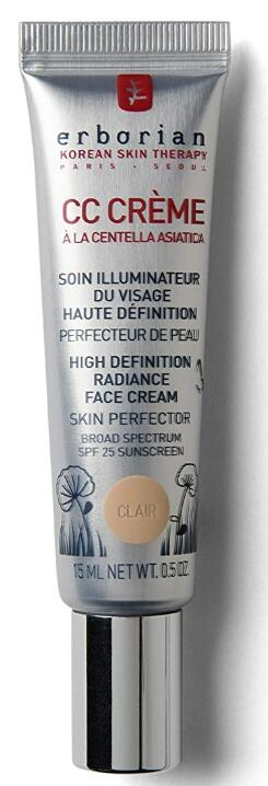 Erborian CC Cream High Def Skin Perfector Claire Spf25