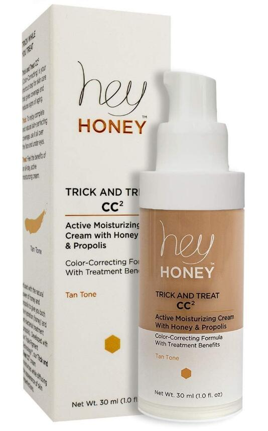 Trick and Treat CC² Cream, Shortcut step for coverage and a complete active moisturizing benefits with anti-aging skincare