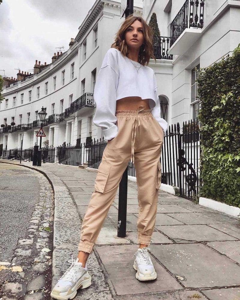Ways How To Wear Cargo Pants For Women | Cargo pants women, Fashion hacks clothes, Fashion