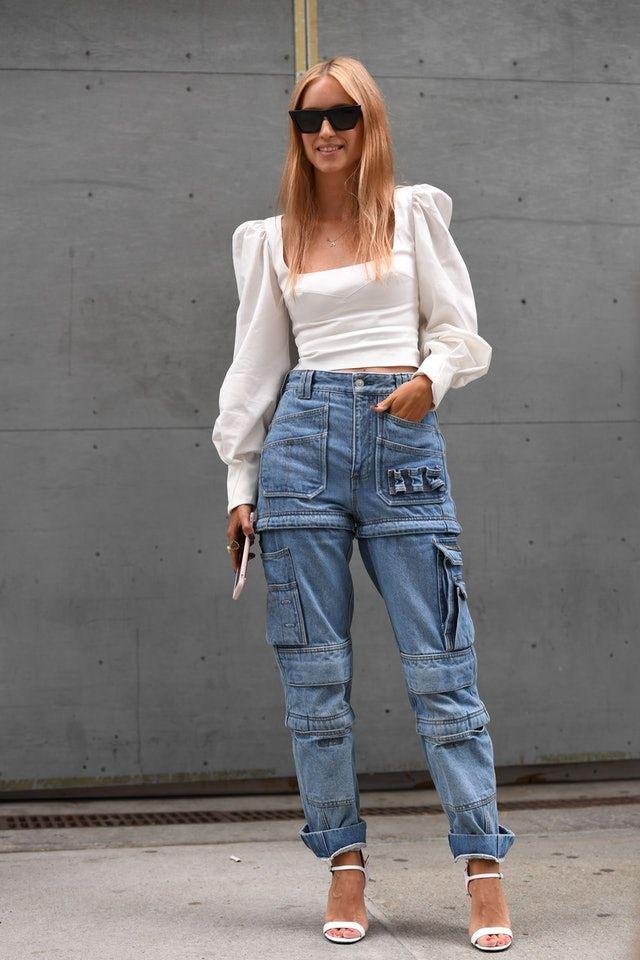 8 Ways To Wear Cargo Pants | Cargo pants women, Cargo pants outfit, Denim fashion