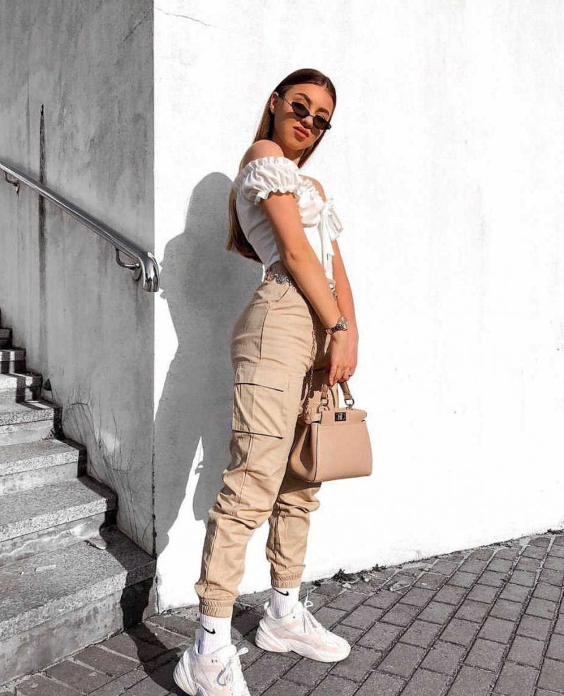 35+ Ways How To Wear Cargo Pants For Women