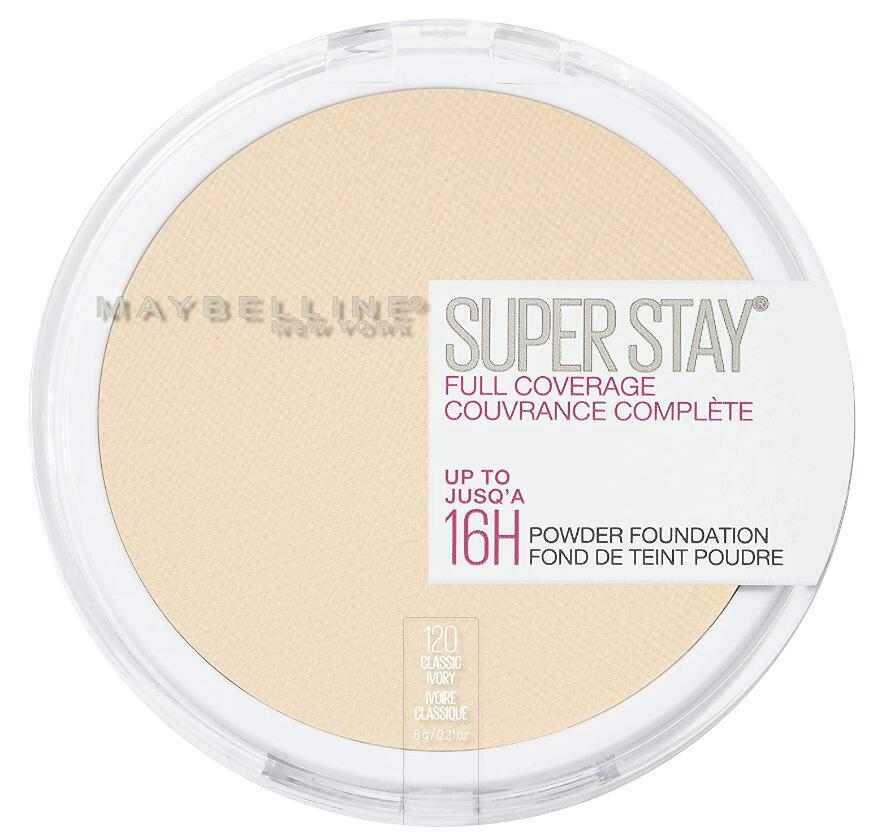 Maybelline New York Super Stay Full Coverage Powder Foundation Makeup