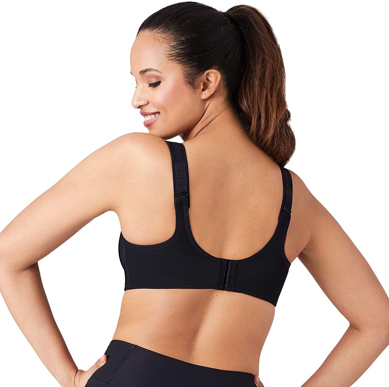 back view of running bra