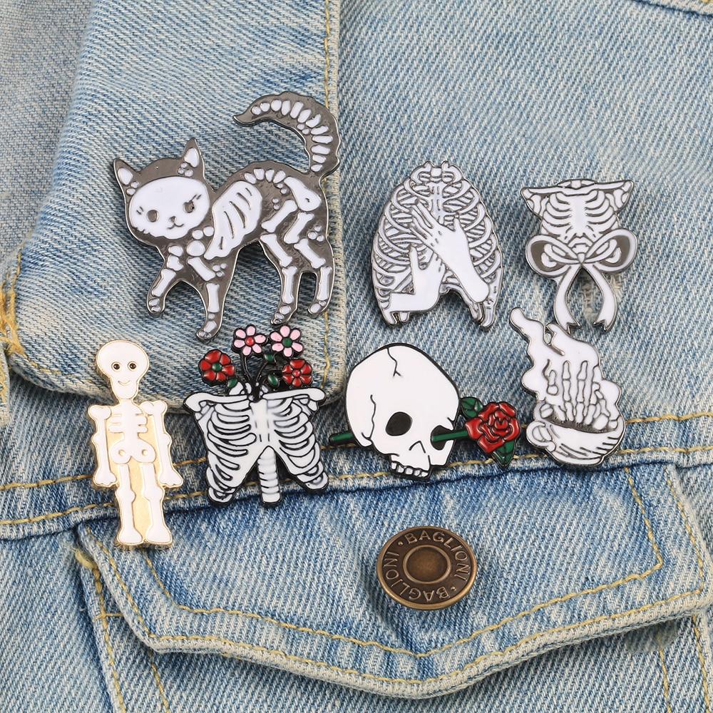 https://i0.wp.com/ae01.alicdn.com/kf/H43a90e4a661e40d598afadcf733737a9J/Skeleton-Enamel-Pin-Skull-Cat-Rib-Rose-Flowers-Badge-Brooch-Denim-Jackets-Lapel-Pin-Gothic-Punk.jpg?crop=4,2,954,616&quality=3595