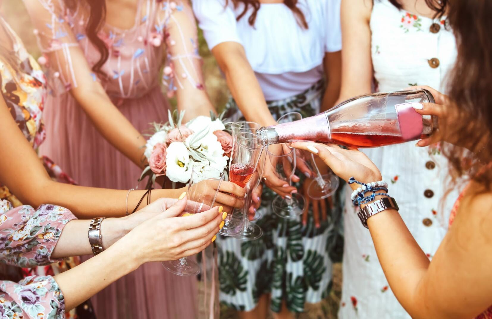 wedding the big day pre 7 Styling Tips For Wedding Events Leading Up To The Big Day