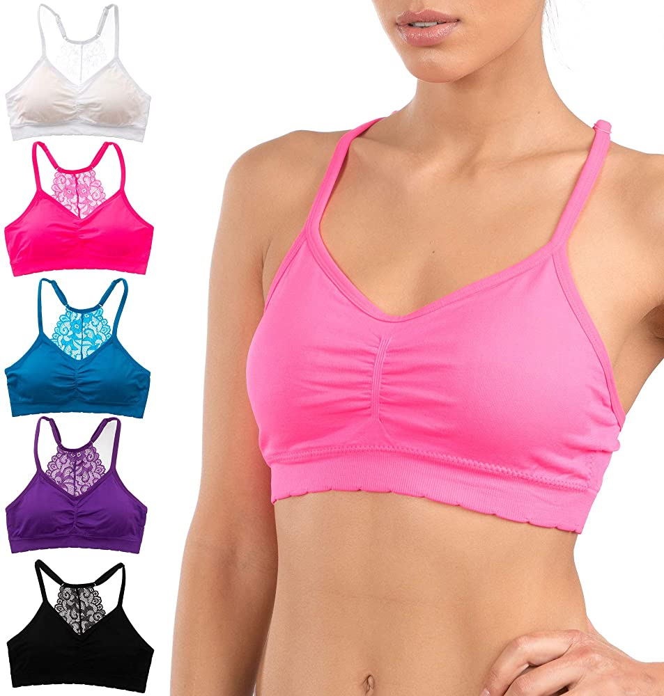 Cute Sports Bras for Small Breasts- Alyce Ives Intimates