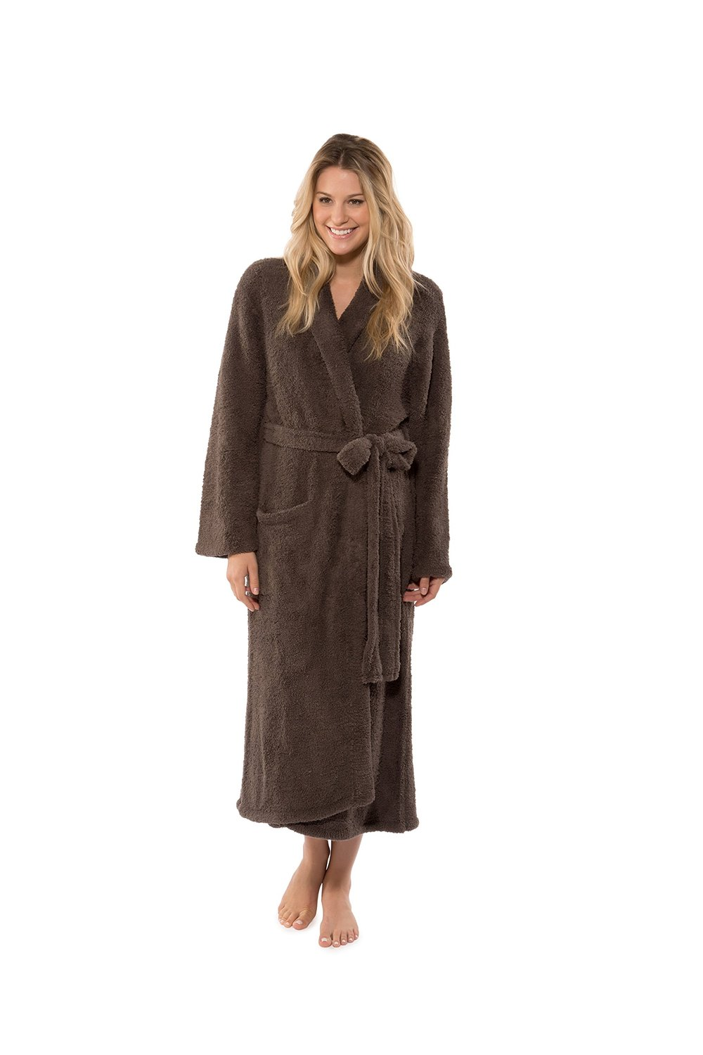 Luxury Barefoot Dreams CozyChic Adult Robe