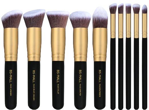 Morphe brushes set uses