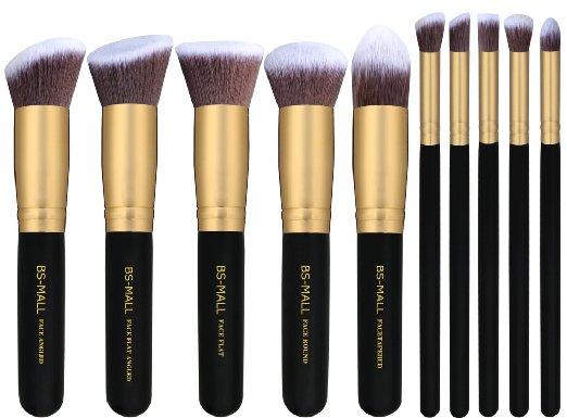Best Natural Bristle Makeup Brush Set