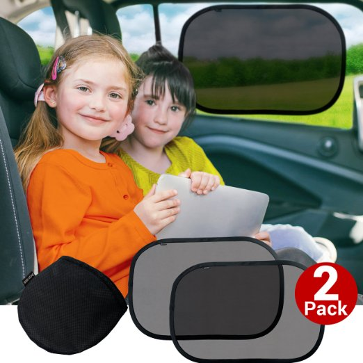 Top 10 Best Car Window Sunshades for Babies