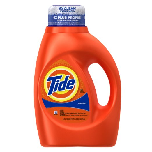 Best Natural Laundry Detergent For Stains
