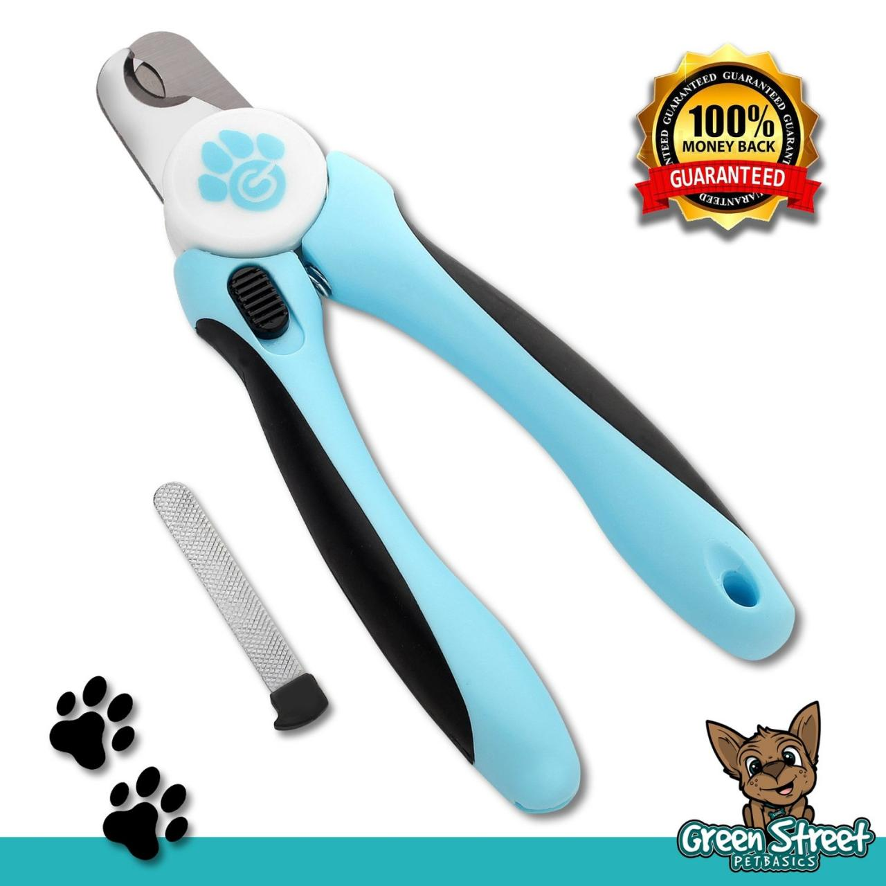 Top 10 Best Dog Nail Clippers 2018 - Pet Nail Clippers Reviews