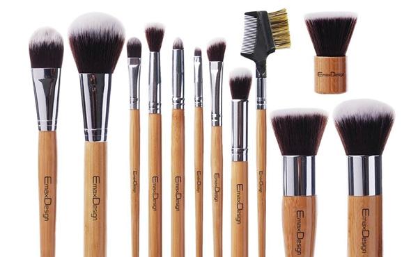 10 Best Affordable Makeup Brush Sets for 2017 - Professional ...