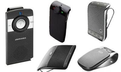 Best Bluetooth Speakerphones for Cars 10 Best Bluetooth Speakerphones for Cars 2021 - Car Speakerphones reviews