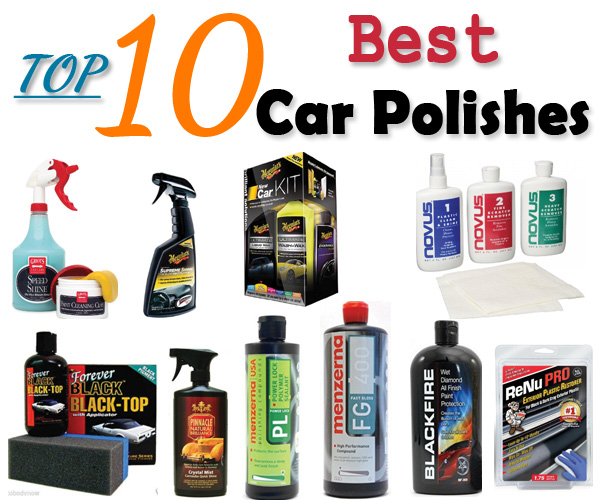 Best-Car-Polishes