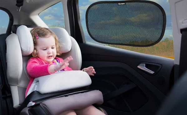 10 Best Car Window Sunshades For Babies 2019 Sunshades