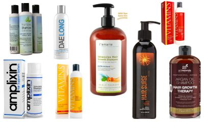 Best Hair Growth Shampoo For Women Top 10 Best Hair Growth Shampoo 2021 - Hair Growth Shampoo Reviews