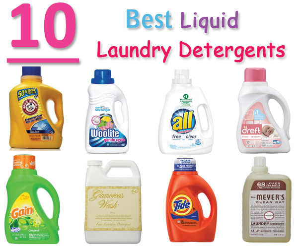 2018 39 S Top 10 Best Liquid Laundry Detergents For The Money