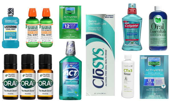 Best Mouthwashes for women and men Top 10 Best Mouthwashes On The Market