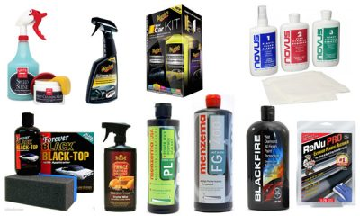 Car Polish Top 10 Best Car Polishes and Wax on the Market
