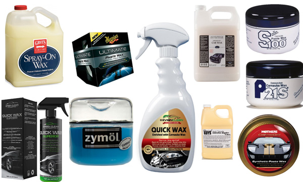 Car Waxes for black cars new cars Top 10 Best Car Waxes On The Market