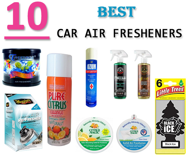 Top-10-Best-Car-Air-Fresheners